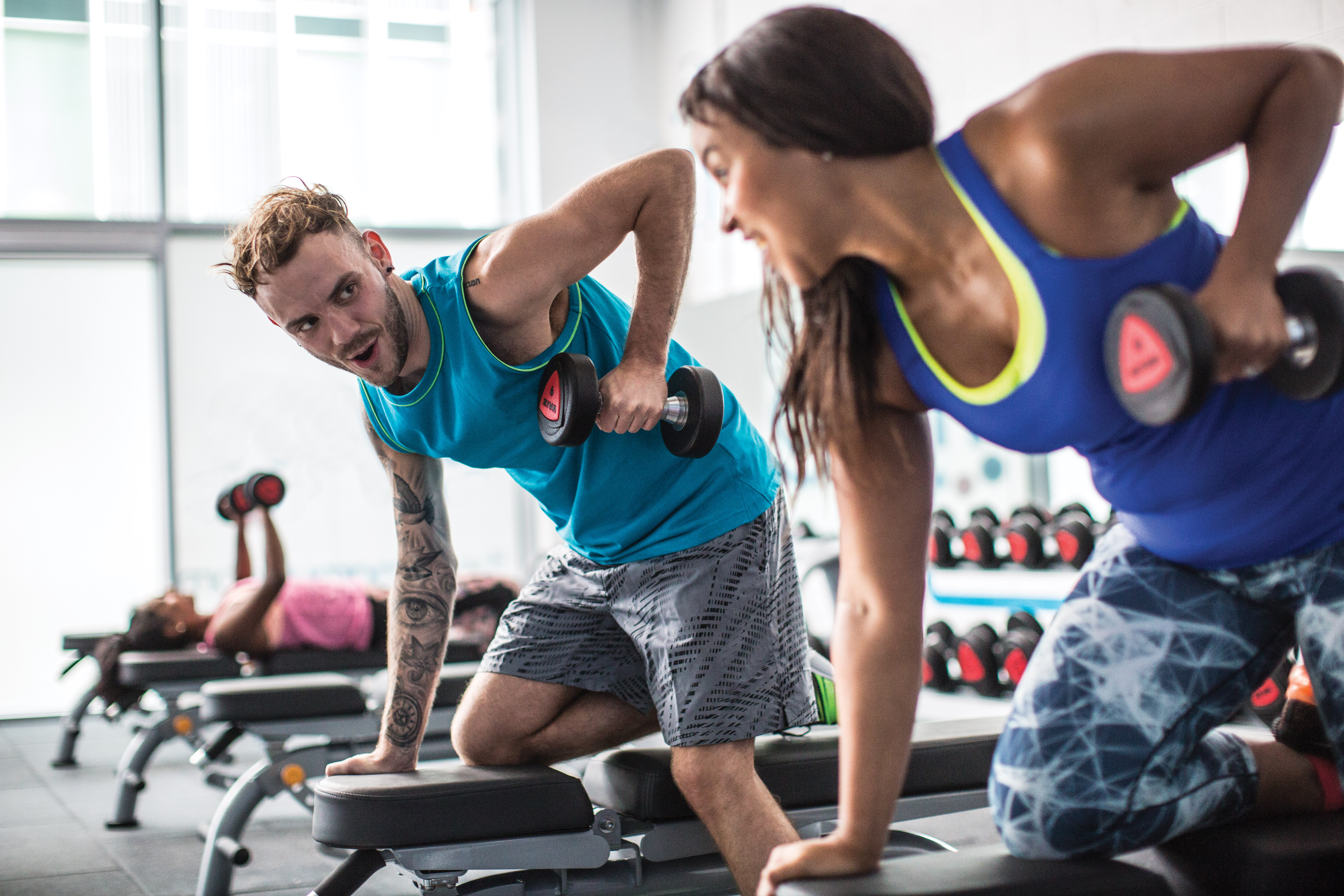 gym training personal lifetime academy launches partners open 26th march abigail health